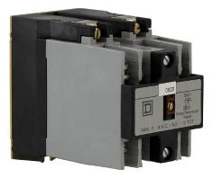 SQD 8501XO30V06 10-AMP 600-VAC NEMA CONTROL RELAYPLUS OPTIONS