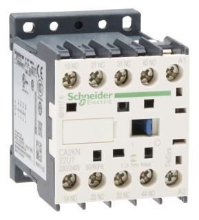 SQD CA2KN22U7 CONTROL RELAY 600 VOLT 10 AMP IEC PLUS OPTIONS