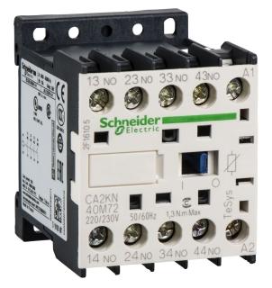 SQD CA2KN40M72 CONTROL RELAY 600VAC 10AMP IEC +OPTIONS