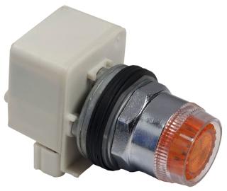 Illuminated Pushbutton Operator