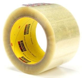 3M ELECTRICAL - 355-CLEAR-72MMX50M