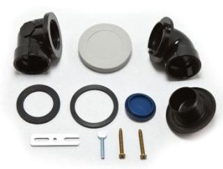 MOEN 140690 SCH40 PVC TUB DRAIN ROUGH-IN KIT FOR T90331 TRIM