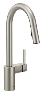 7565SRS MOEN ALIGN PULLDOWN KITCHEN FAUCET-SPOT RESISTANT STAINLESS
