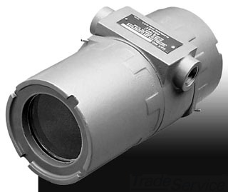 ADALET XDHLDCX EXPLOSIONPROOF DUAL-SIDED LARGE INSTRUMENT HOUSING / DOME SOLID COVER