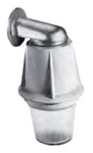 APP MJBW50-120 50 WATT 120 VOLT MERCMASTER JR WALL MOUNT ALUMINUM MOUNTING HOOD HIGH PR