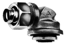APP STN-9075 3/4-90 DEGREE STN CONNECTOR