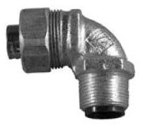 APP PG9050-STB 1/2 INCH STB 90 CONNECTOR WITH PLUG