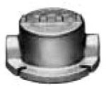 APP GRFC-50LC 1/2 INCH GRF FLANGED CONDUIT OUTLET BOX