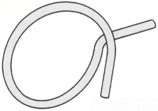 Unthreaded Bridle Ring