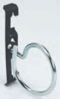 Bridle Ring/Rod and Wire Fastener Assembly