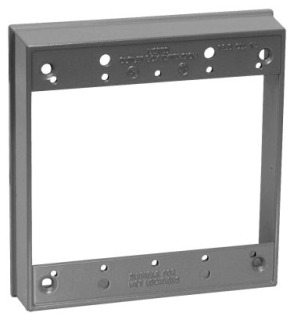 Weatherproof Outlet Box Extension