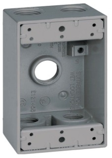 Weatherproof Outlet Box