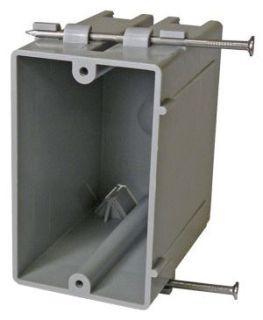 Non-Metallic Outlet Box