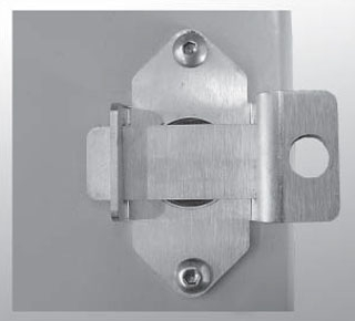 Enclosure Padlock Adapter