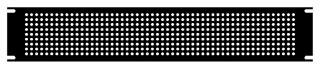 HAM-MFG PPFS19010BK2 PRFRTD ALUM PANEL