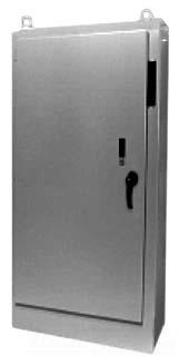 HAM-MFG 1UHD724118FTC 72.13-INCH X 40.75-INCH X 18.13-INCH NUMBER 1UHD SERIES 1-DOOR HEAVY-DUTY DISCONNECT ENCLOSURE NEMA-12
