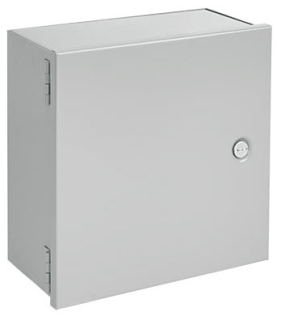 Small Hinged Cover Enclosure