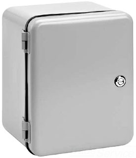Removable Hinged Cover Enclosure