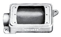 OZ-G FS150 FS 1 GANG CAST BOX