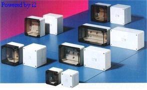 RITTAL 9510000 130 X 130 X 75 PK 130 X 130 X 75MM (PK 4)