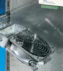 RITTAL 3108115 ENCL INTERNAL CIRCULATING FAN 115-VOLT 50/60-HZ 160 M3/H