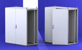 RITTAL 8901260 1800(70.9) X 1800(70.9) X 500(19.7) D/D