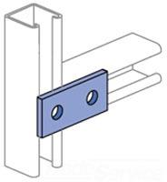 UNISTRT P1065-EG 2H FLAT SPLICE