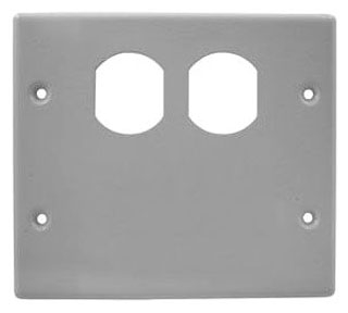 Raceway Cover Plate