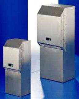 RITTAL 3304504 AC 3915 BTU 230V 50/60HZ TYPE4X 304S/S SIDEMTG, COMFORT CONTR,NANOCOATED CONDENSER, CONDENDSATE EVAP.