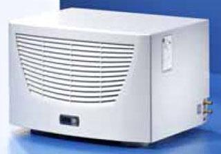 RITTAL 3209510 A/W HEX 8530BTU 115V 50/60HZ TYPE 12 ROOFMTG, COMFORT CONTROL, RAL7035, STEEL