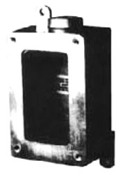 APP ECS175 EXP BACK BOX 1 GANG 3/4IN