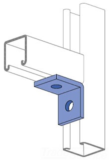 UNISTRT P1026-HG HOT-DIPPED ANGLE