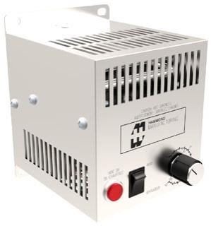 HAM-MFG FLHTF800A230 800W HEATER, 230V W/TSTAT