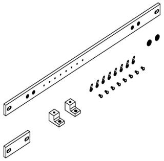 Rack Ground Bar Kit
