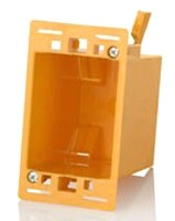 LEV 3000-C00 CHTH 1-GANG SHALLOW CUT-IN BOX