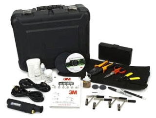 3M 6362-230V HOT MELT FIBER TERMINATION KIT(230V)