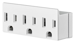 Plug-In Outlet Adapter