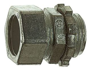 EMT Conduit Straight Connector