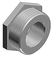 IMC/Rigid Conduit Female Reducer