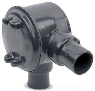 OCAL GUAL16-G 1/2 INCH COATED JUNCTION BODY AND COVER