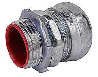 EMT Conduit Straight Connector