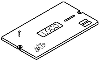 QUAZ PC1324CA0017 CVR BD 13X24X.75/HW-ELECTRIC