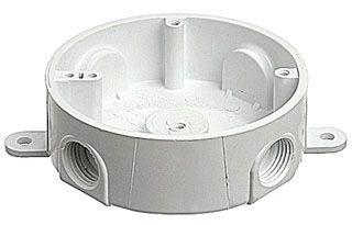 Weatherproof Round T Box