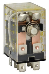 SQD 8501RS42V35 10-AMP 240-VAC TYPE R STANDARD RELAYPLUS OPTIONS