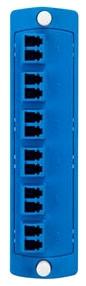 Fiber Optic Adapter Plate
