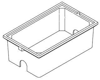 Underground Stackable Box