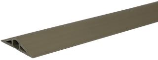 W-MOLD BR1200-10 10-FEET 1200-SERIES BROWN NON-METALLIC FLEX PANCAKE CORD