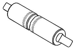 3M 5411-CI-T1 MOLDED RUBBER INLINE SPLICE KIT 15KV