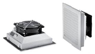 Side Mount Filter Fan