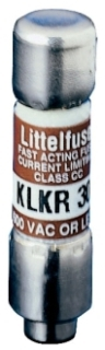 L-FUSE KLKR020S UL CLASS CC FAST-ACTING FUSE FOR MINING APPLICATIONS
